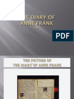 The Diary of ANNE FRANK ( Trail )
