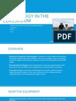 jflack edu214 classroomtechnologies