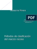 clasif macizo rx