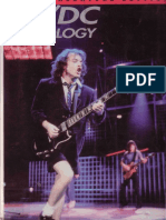 ACDC - Anthology (Guitar Songbook)