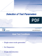 08 Selection of Test Parameters[P8]