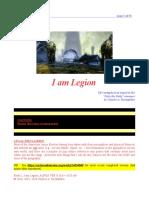 Book 2, i Am Legion, Alpha Ver 0.16