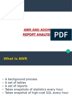 AWR Analysis PPT