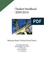 Parent Student Handbook 2009-2010[1]