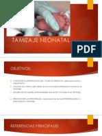 7. Screening Neonatal