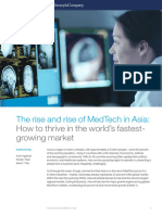 The Rise and Rise of Medtech in Asia