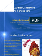 Session 01.5 Induced Hypothermia-The Nursing Care