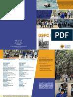 GSFC University Brochure (Compressed)