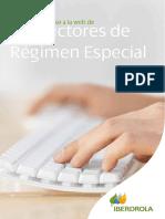 Manual Productores Regimen Especial