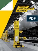 Rail Depot Lifting