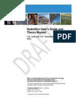 HydroDyn Manual 0