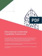 2 leadership capability framework