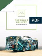 Guerrilla Gallery Arte en La Calle