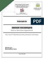 Polycopié DessinTechnique Benmeddour A