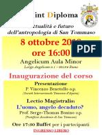 Inaugurazione Joint Diploma