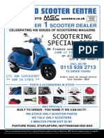 About Scootering