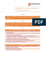 Strategija Razvoja Ffos 2016 2020 Eng