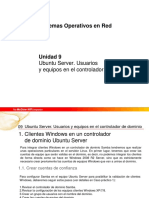 SOR UD 09 Presentacion