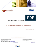 Revue Doc Demarches QualiteNov2011 PDF PDF
