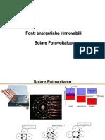 02 Solare Fotovoltaico