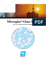 GLASS FLAKES RCF 015