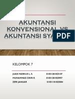 153997_PPT Akuntansi Konvensional vs Akuntansi Syariah