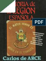 Historia Legion Espanola