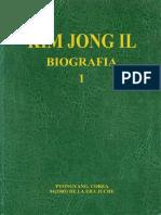 Biografia KIM JONG IL 1