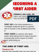 FIRST AID CDRRMO 2019.pptx