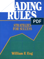 Trading Rules Strategies William F Eng