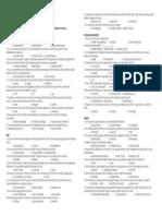 Diagnostic Examination in MAPEH 10