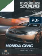 Diagramas Eléctricos - Pinout Pcm Honda Civic 1.8 2007-2009