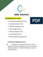 Designing PDF