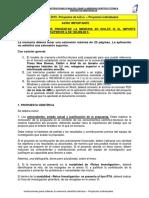 Instrucciones Para Rellenar La Memoria CT 2019 Proyectos Individuales (1)