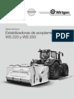 Estabilizador Wirtgen WS250