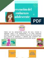 Prevencion de Embarazos en Adolescentes
