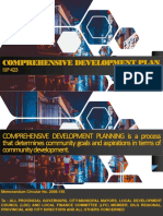 LECTURE 07 Comprehensive Development Plan