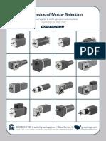 Motor Selection Whitepaper Groschopp 1