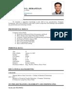 My Resume Industry