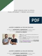 Como Crear Videos Con Tu Movil-PDF