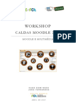 Guião workshop - Moodle e Multimédia