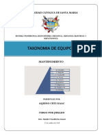 TAXONOMIA DE EQUIPOS