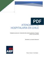 Historia Atención Prehospitalaria en Chile