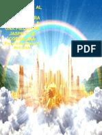 Contenplar Al Padre Celestial Era Semejante a Una Piedra de Jaspe y de Cornalina