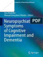 3 Neuropsychiatric Symptoms of Cognitive Impairment and Dementia