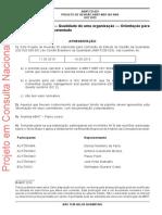 Consulta Nacional NBR ISO 9004-2019
