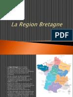 La region Bretagne