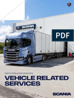Scania VRS 2018