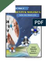 Bahan Ajar - Bentuk Molekul