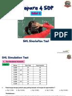 Tes Numerik SHL Edisi 2 Tgl.17.04.2014